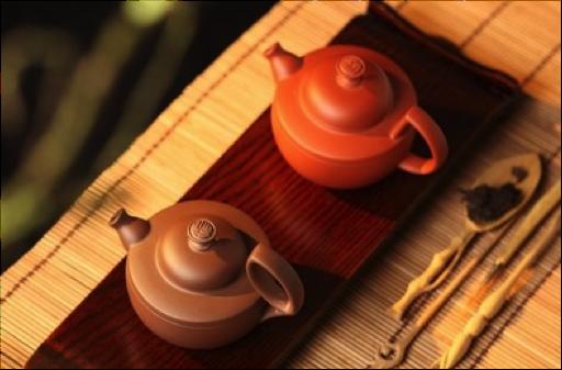 Ceramiche e teiere