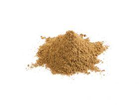 cumino biologico macinato polvere