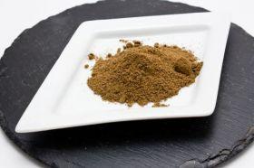 Fotografia del pepe tellicherry macinato fine